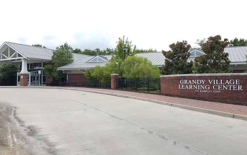 Grandy Village Townhomes Community Learning Center