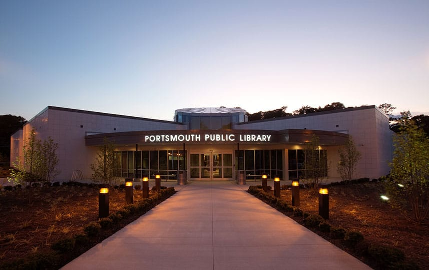 Portsmouth Public Library-Churchland Branch 2