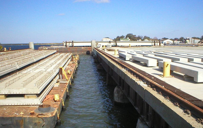 Bayshore Concrete Barge Slip Improvements
