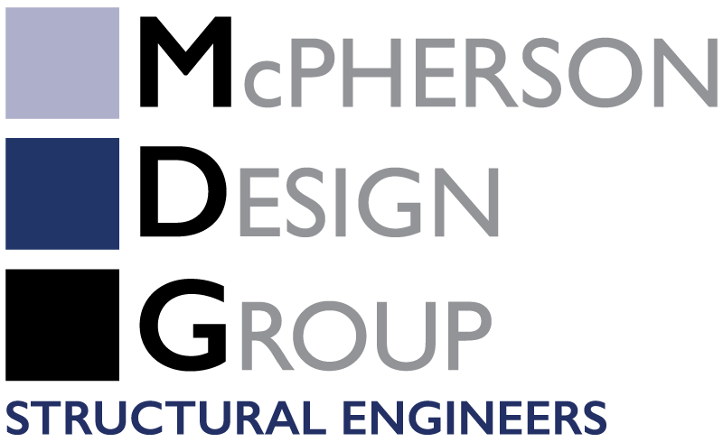 McPherson Design Group logo