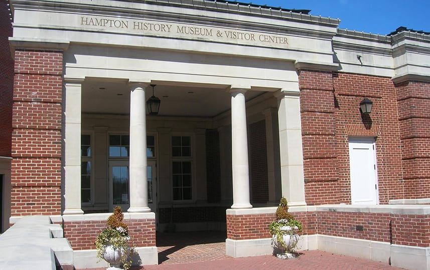 Hampton History Museum and Visitor Center