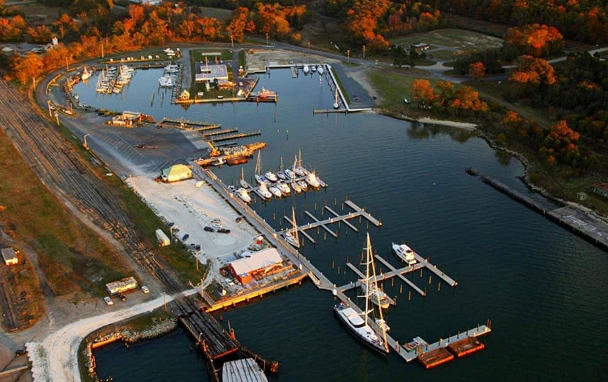 Cape Charles Marina/Yacht Center, Phase I, II & III