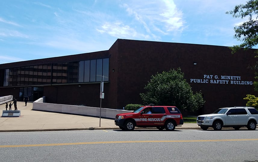 Hampton Public Safety building 2