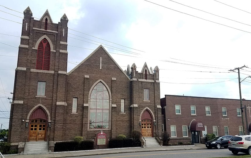 Third Baptist Church 1